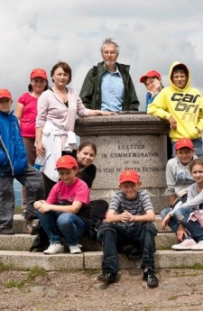 Foundation_Charity_Belarus Children on Malverns