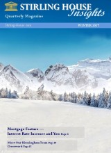 Stirling House Quarterly Magazine Winter 2017