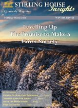 Stirling House Quarterly Magazine Winter 2019-2020